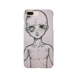 悪魔 Smartphone cases