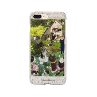 猫ポックルのおうち Smartphone cases