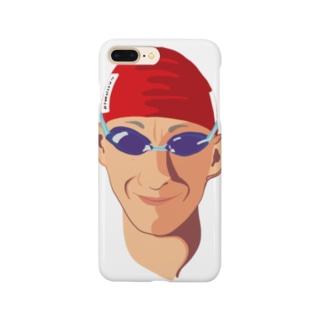ほっしー『俺スイム』 Smartphone cases