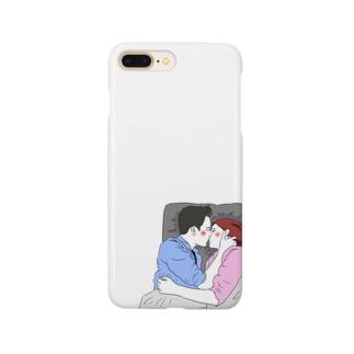 イチャイチャカップル Smartphone cases