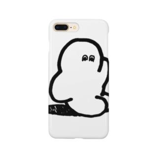 まっしろ834グッズ Smartphone cases