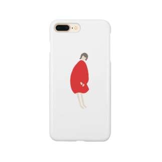 kanna red one-piece Smartphone cases