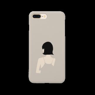 kannastoreのkanna camisole Smartphone cases