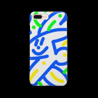 coppepan_brothersのハワイアン君!の巻☆ Smartphone cases