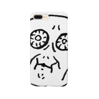 キモちゃん Smartphone cases