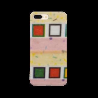 rioshiの6月 パール Smartphone cases