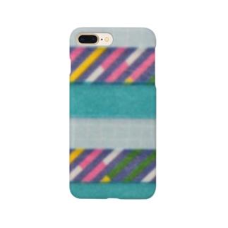 5月 エメラルド Smartphone cases