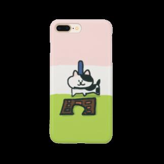 n_shhhinのグッバイバレンタインにーの Smartphone cases