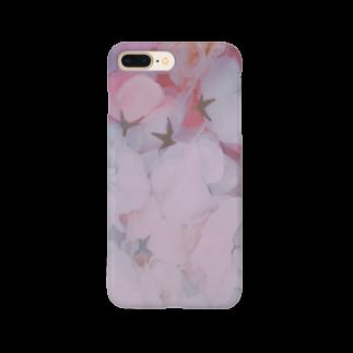 seina_fa_のお花ちゃん Smartphone cases