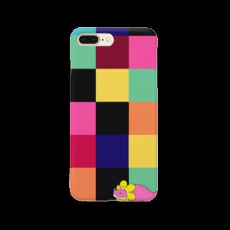 Urakimoooooのぬーちゃんざうるす Smartphone cases