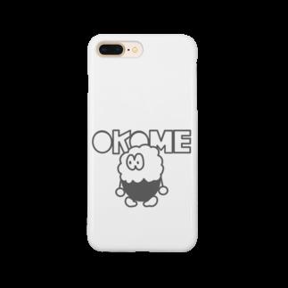 aonoanoaoの米 LIFE Smartphone cases