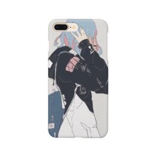 独り身少女 Smartphone cases
