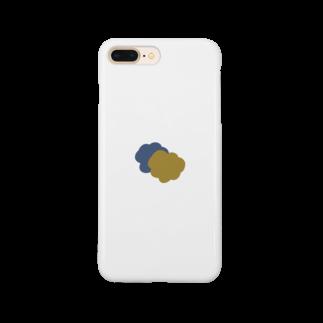 jpnblueのくもjimi Smartphone cases
