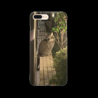 umepa4025のねこ Smartphone cases