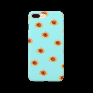 アトリエみやまのダリア Smartphone cases