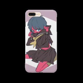 ochikun_01のセーラー Smartphone cases