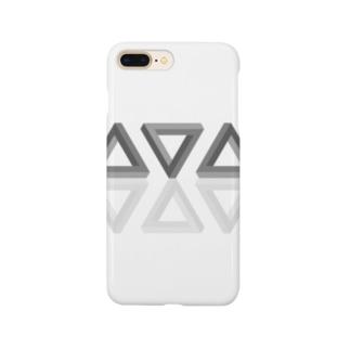 ペンローズの三角形 Smartphone cases