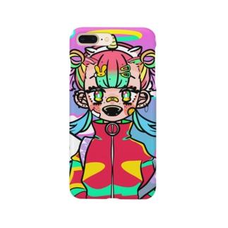 かわいこちゃん Smartphone cases
