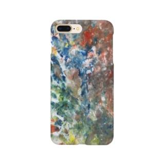 もよう2 Smartphone cases
