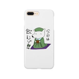 千利いぬ Smartphone cases