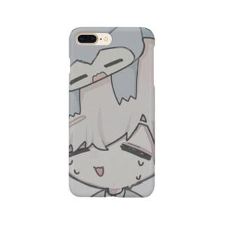 しのケース Smartphone cases