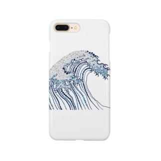 東海道五十三次 Smartphone cases