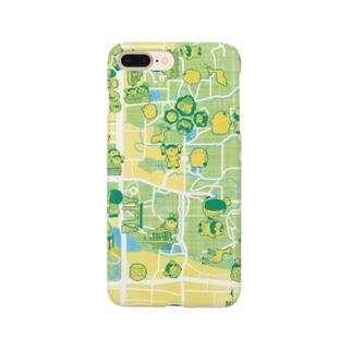 きんならマップ Smartphone cases