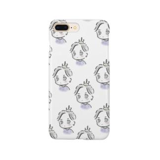 ちびのぶシリーズ B Smartphone cases