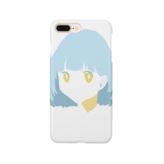 パステル少女 Smartphone cases