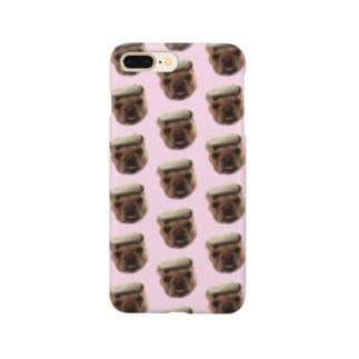 ババンババンバンバン♬ 〜いい湯だなぁ〜 どんべい Smartphone cases