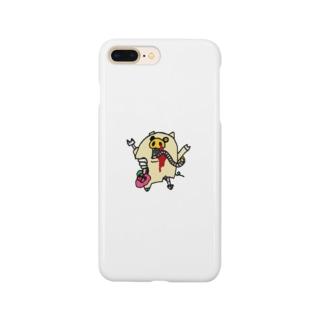 ゾンピッグ Smartphone cases