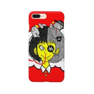ぬガール Smartphone cases