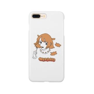 メンダコちゃん Smartphone cases