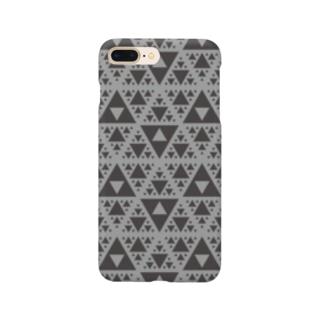 モーキャプ(フラクタル) Smartphone cases
