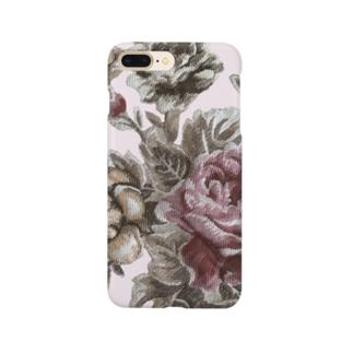 アンティークローズ♡ Smartphone cases