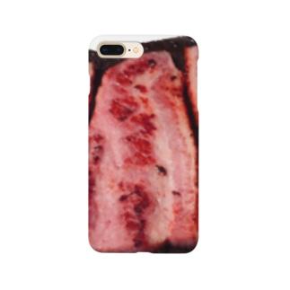 焼肉ベーコントート Smartphone cases