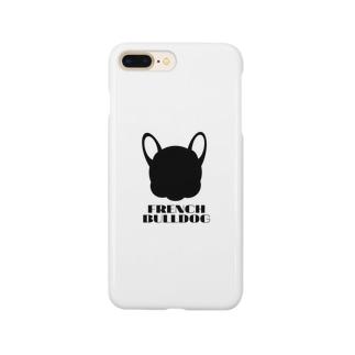 French Friendsのフレンチブルドッグ雑貨 Smartphone cases