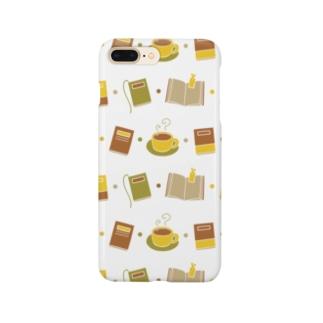 ドクショ Smartphone cases