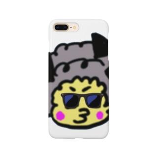 あふろのまさ坊 Smartphone cases