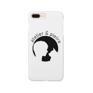 oshima Black Smartphone cases