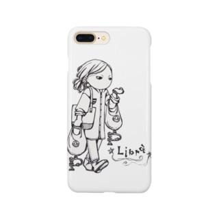 アクセな12星座 天秤座 Smartphone cases