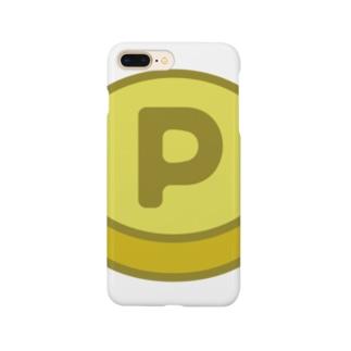 ポイントを貯めるために買い物をするフシがある。 Smartphone cases