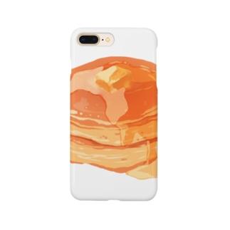 ホットケーキちゃん Smartphone cases