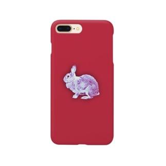 cerry rabbit Smartphone cases