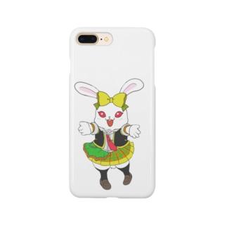 アイドルウサギちゃん Smartphone cases