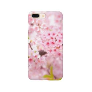 サクラサク Smartphone cases