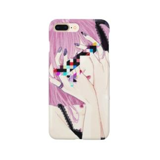 後悔ちゃん Smartphone cases