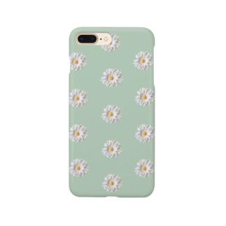 陶土デイジーのスマホケース🌼 Smartphone cases