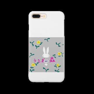 おじじなるらぶのうさぎ🐰野{の}森🍀 Smartphone cases
