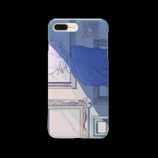 のこのこのこうらの画廊 Smartphone cases